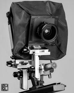 """Sinar P 8x10"""" Schneider Kreuznach Super Angulon 165 mm MC"""