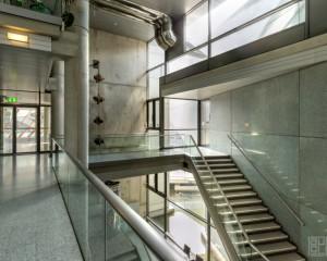 Günther Domenig, RESOWI Zentrum, Graz, Baudokumentation, Innenarchitektur, Architektur