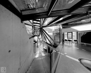 Domenig, Steinhaus, Ossiacher See, Interior View, Innenansicht, Interieurfotografie, Baudokumentation