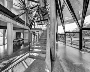 Steinhaus, stonehouse, Günther Domenig, Baudokumentation, Architekturfotografie