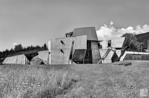 Stonehouse, Steinhaus Günther Domenig, Ossiachersee, Kärnten