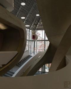 Mumuth Graz Architektur