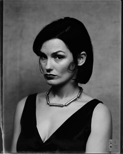 fine art portrait fotografie, fotostudio Bernhard Augl, Polaroid